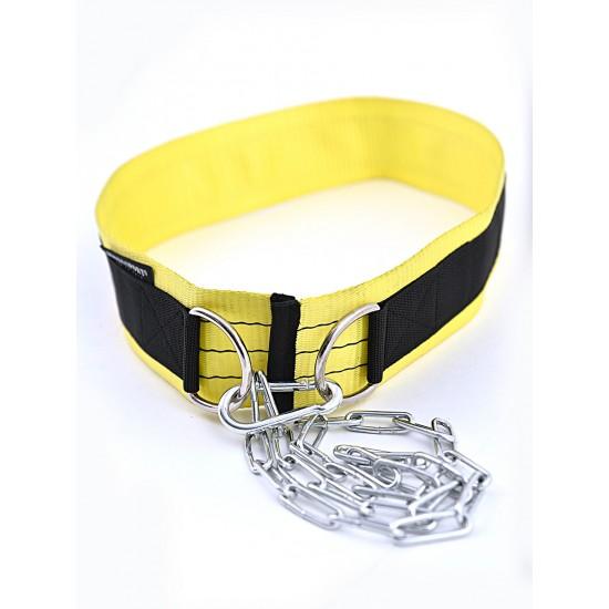 Пояс для отягощения с цепью со стропы Light Weight 85 см