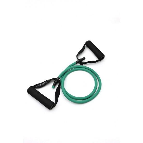 Резиновый трубчатый эспандер с ручками (11 кг)