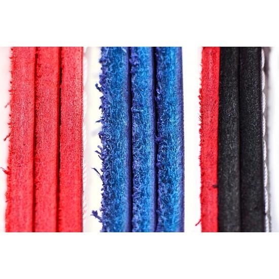 Пояс атлетический с карабином 6/12 см, 3 слоя