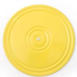 Диск Здоровье / Грация металлический желто-синий