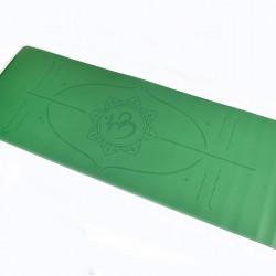 Коврик для йоги PU 183*68 *04 см с разметкой