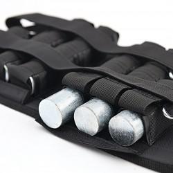 Утяжелители-чехлы на ноги CROSS 10 кг, регулируемый вес